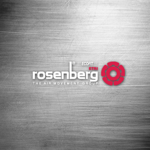 Rosenberg Air Movement Group – Microsite